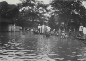 Jakarta tahun 1920 an. Unknown source