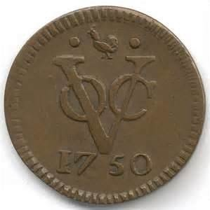 Uang koin  VOC